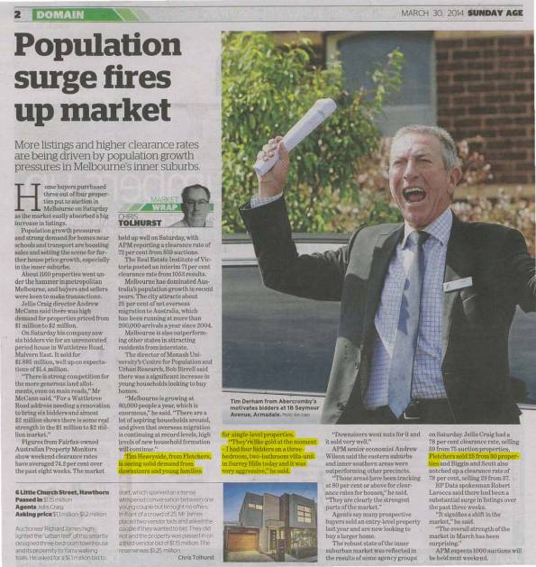 The Sunday Age_30 March 2014
