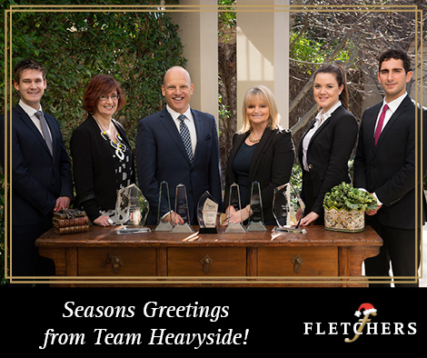 Seasons Greetings from Team Heavyside