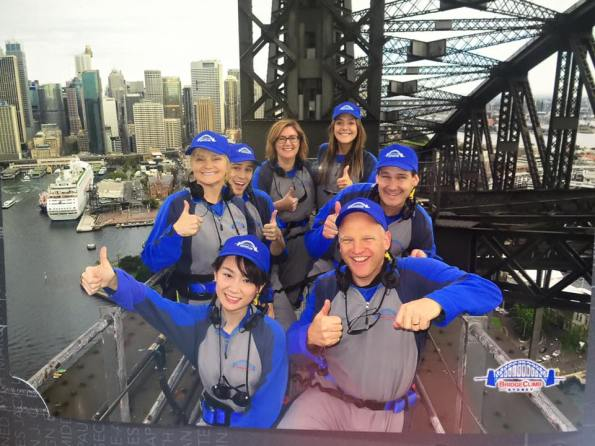 Sydney Harbour Bridge Climb 2